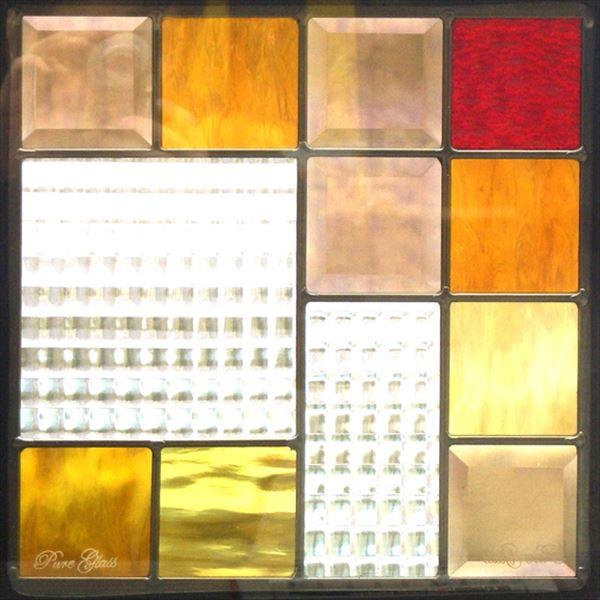 セブンホーム ステンドグラス ピュアグラス Eサイズ SH-E03