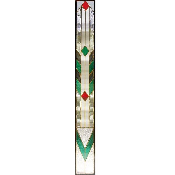 セブンホーム ステンドグラス ピュアグラス Jサイズ SH-J06