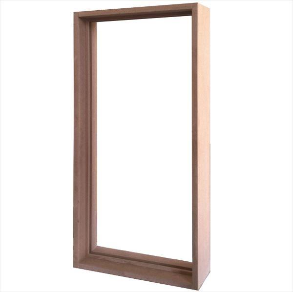 セブンホーム ステンドグラス ピュアグラス オプション Aサイズ 専用木枠 『ガラスと同時購入価格』