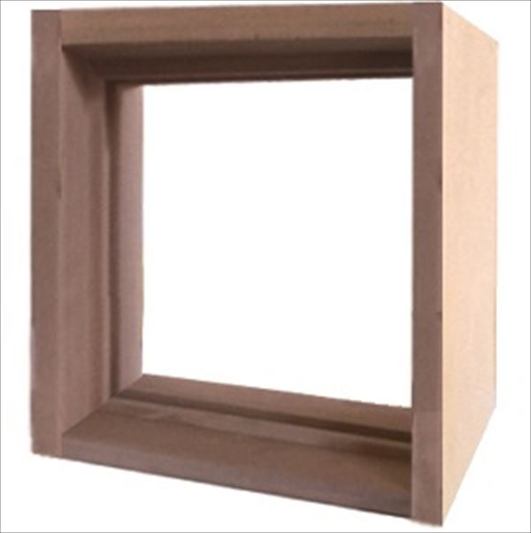 セブンホーム ステンドグラス ピュアグラス オプション Eサイズ 専用木枠 『ガラスと同時購入価格』