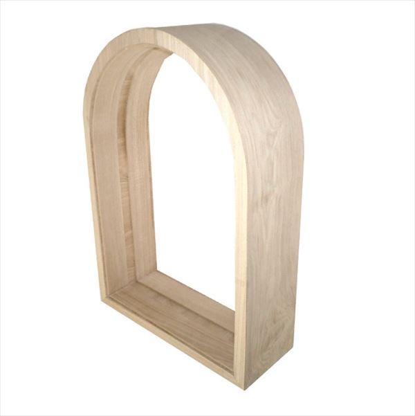 セブンホーム ステンドグラス ピュアグラス オプション K05/K06 専用木枠