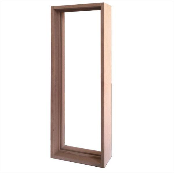 セブンホーム ステンドグラス ピュアグラス オプション Cサイズ 専用木枠 『単品価格』