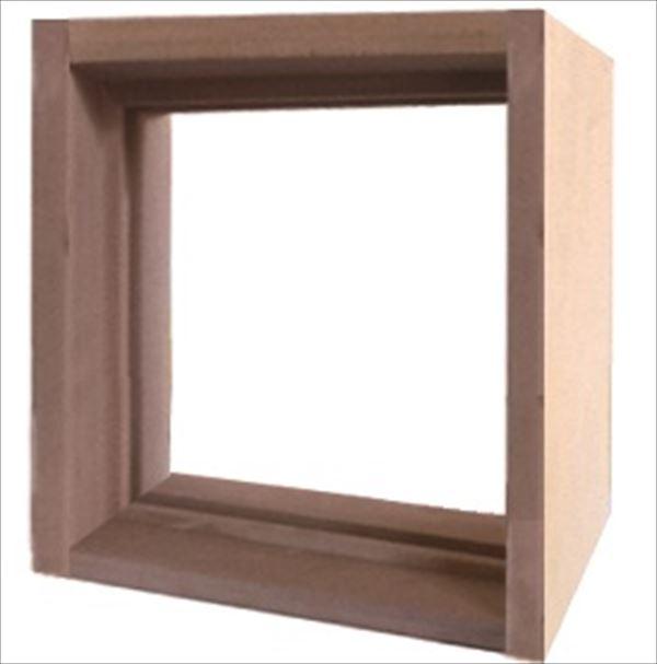 セブンホーム ステンドグラス ピュアグラス オプション Fサイズ 専用木枠 『単品価格』