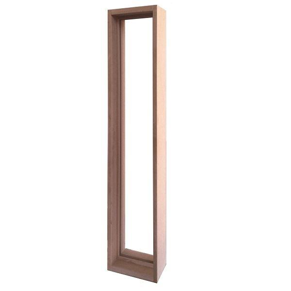 セブンホーム ステンドグラス ピュアグラス オプション Jサイズ 専用木枠 『単品価格』