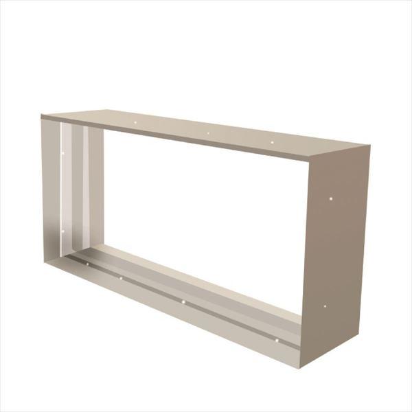 セブンホーム ステンドグラス ピュアグラス オプション K03/K04 専用ステンレス枠 『単品価格』