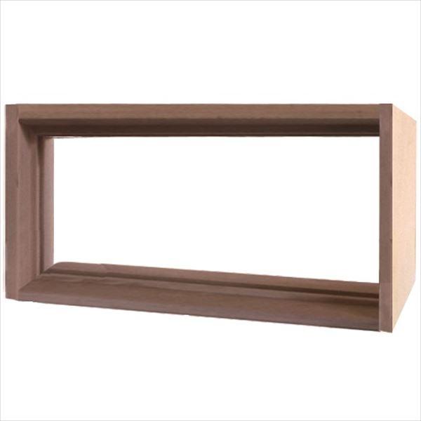 セブンホーム ステンドグラス ピュアグラス オプション K03/K04 専用タモ材枠 『単品価格』