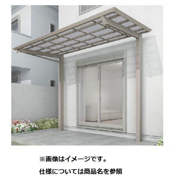 四国化成 スマート トップ 基本セット 後柱仕様 延高 間口2534×5尺(1540) SMTBE-K2515SC アルミタイプ(ステンカラー)/熱線吸収ポリカ
