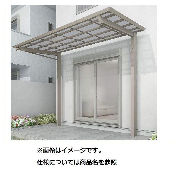四国化成 スマート トップ 基本セット 後柱仕様 延高 間口3742×6尺(1854) SMTBE-K3719SC アルミタイプ(ステンカラー)/熱線吸収ポリカ