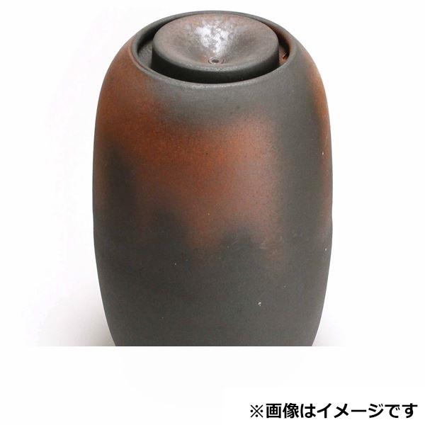 メイク 利休信楽水琴窟 インテリア水琴窟 (屋内用) a.Smallシリーズ 窯自然釉 a,small S-5