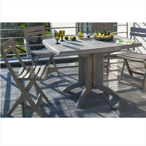 タカショー ベガ/マイアミ テーブルチェア5点セット 『ガーデンチェア ガーデンテーブル セット』