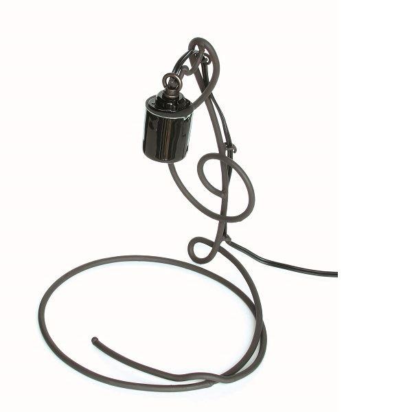 ビートソニック シルシェード ビブラ「スタンド照明」 ト・オン SHD25 *電球別売
