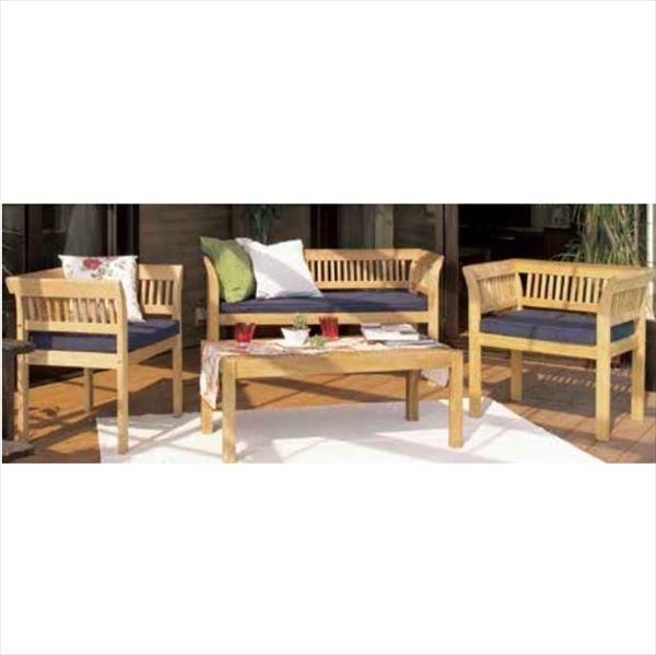タカショー フウガ テーブルチェアー4点セット 『ガーデンチェア ガーデンテーブル セット』