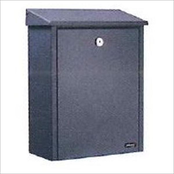 JULIANA(ジュリアナ社) パブリック   ALLUX-200 アンスラサイト(グレー)  F54203 『郵便ポスト 壁付け 北欧デザイン おしゃれ』