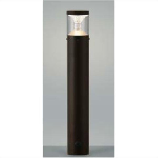 コイズミ ツインルックス クラシカルタイプ AU45500L 『ガーデンライト エクステリア照明 ライト LED』 ブラウン