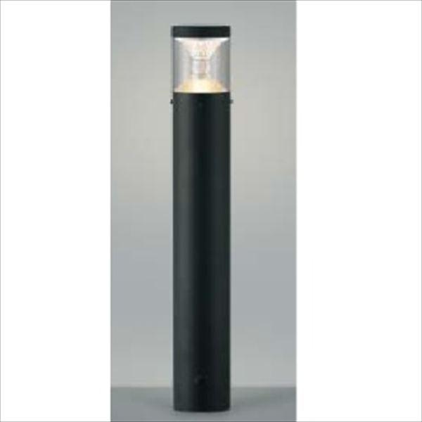 コイズミ ツインルックス クラシカルタイプ AU45501L 『ガーデンライト エクステリア照明 ライト LED』 黒色