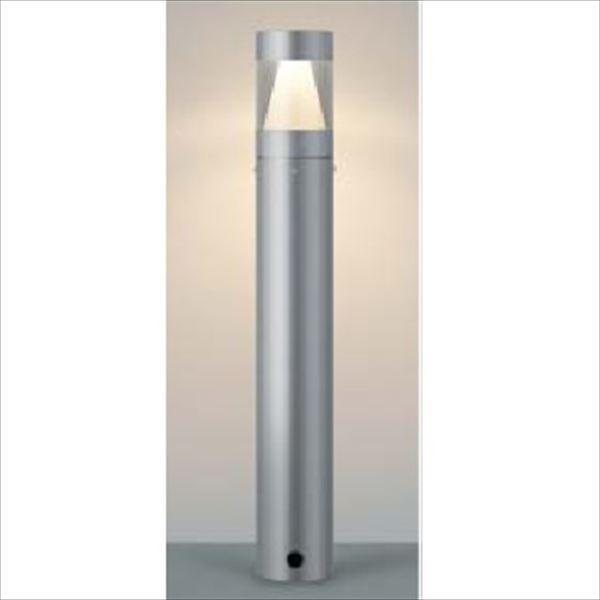 コイズミ ガーデンライト E.L.H 360°配光 AU43924L 『ガーデンライト エクステリア照明 ライト LED』 シルバーメタリック