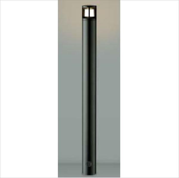 コイズミ ガーデンライト スリム AU40159L 『ガーデンライト エクステリア照明 ライト LED』 黒色