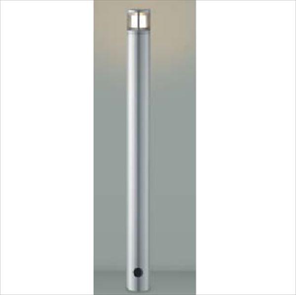 コイズミ ガーデンライト スリム AU40160L 『ガーデンライト エクステリア照明 ライト LED』 シルバーメタリック