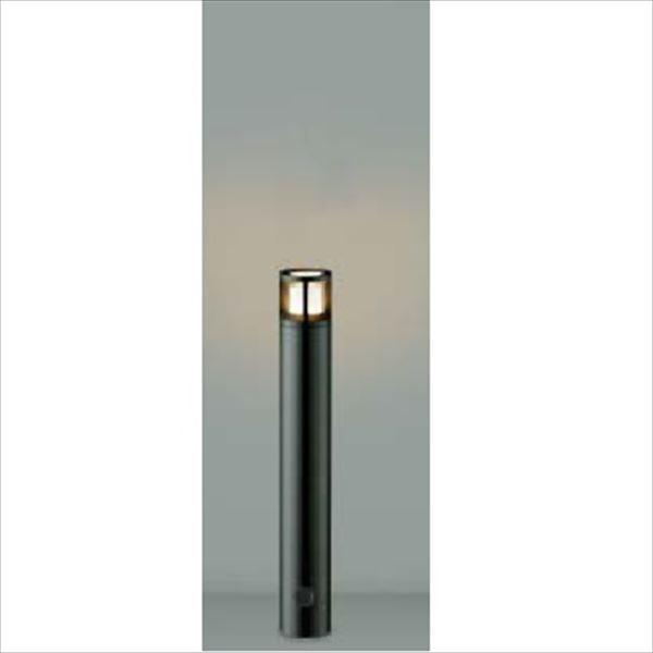 コイズミ ガーデンライト スリム AU40165L 『ガーデンライト エクステリア照明 ライト LED』 黒色