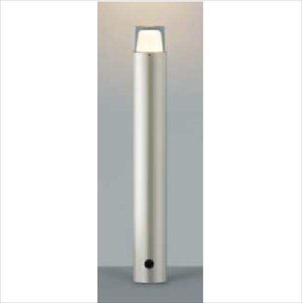 コイズミ ガーデンライト 調光タイプ AU42262L 『ガーデンライト エクステリア照明 ライト LED』 ウォームシルバー