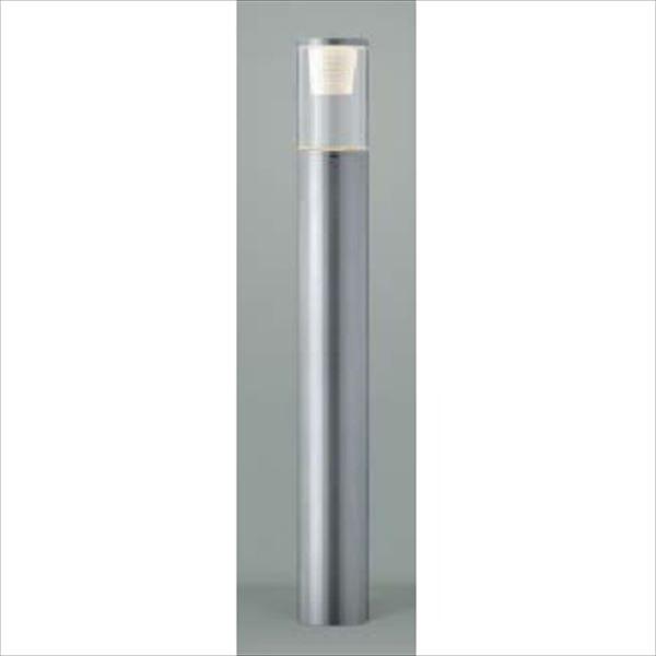 コイズミ ガーデンライト ラウンド配光タイプ AU45258L 『ガーデンライト エクステリア照明 ライト LED』 シルバーメタリック