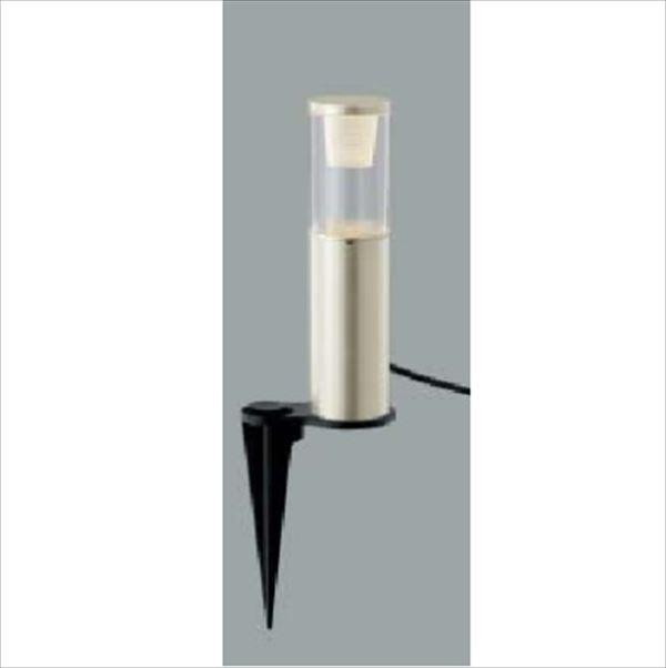 コイズミ ガーデンライト ラウンド配光タイプ AU45261L 『ガーデンライト エクステリア照明 ライト LED』 ウォームシルバー