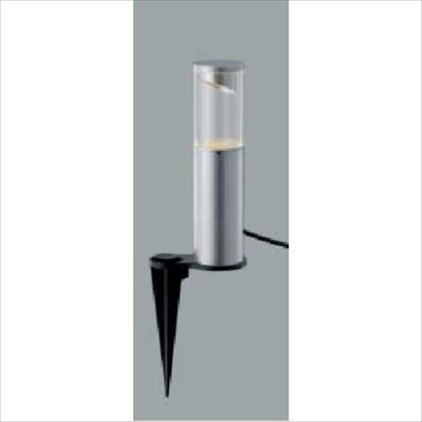 コイズミ ガーデンライト サイド配光タイプ AU45264L 『ガーデンライト エクステリア照明 ライト LED』 シルバーメタリック