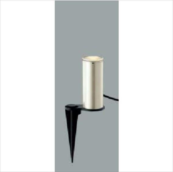 コイズミ ガーデンライト アッパー配光タイプ AU45267L 『ガーデンライト エクステリア照明 ライト LED』 ウォームシルバー