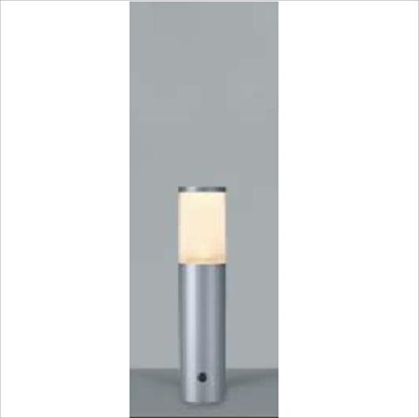 コイズミ ガーデンライト AU42281L 『ガーデンライト エクステリア照明 ライト LED』 シルバーメタリック
