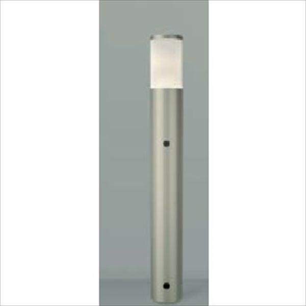 コイズミ ガーデンライト 自動点滅器付 AUE664 128 『ガーデンライト エクステリア照明 ライト LED』 ウォームシルバー