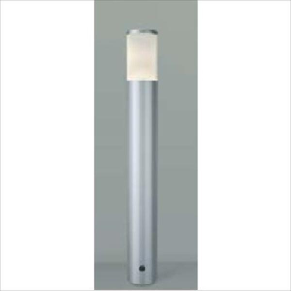 コイズミ ガーデンライト AUE664 126 『ガーデンライト エクステリア照明 ライト LED』 シルバーメタリック