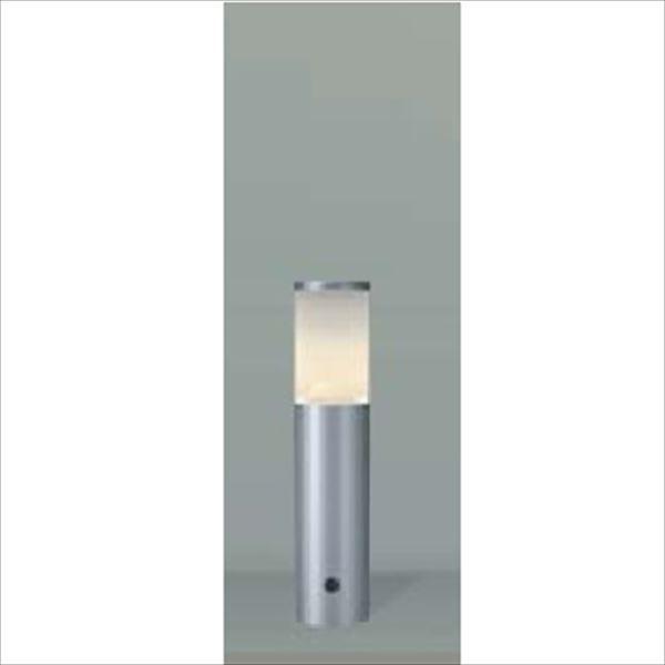 コイズミ ガーデンライト AUE664 127 『ガーデンライト エクステリア照明 ライト LED』 シルバーメタリック