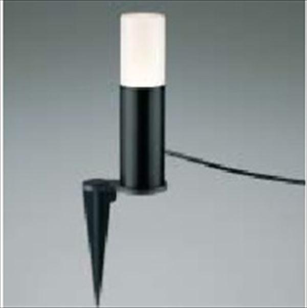 コイズミ ガーデンライト AU45174L 『ガーデンライト エクステリア照明 ライト LED』 黒色