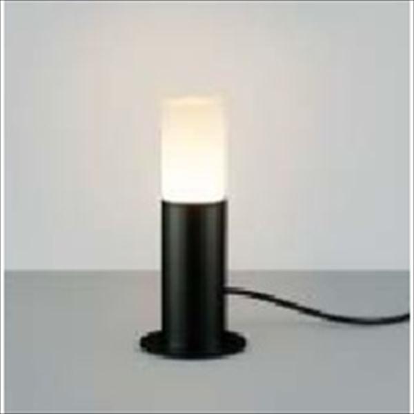 コイズミ ガーデンライト AU45177L 『ガーデンライト エクステリア照明 ライト LED』 黒色