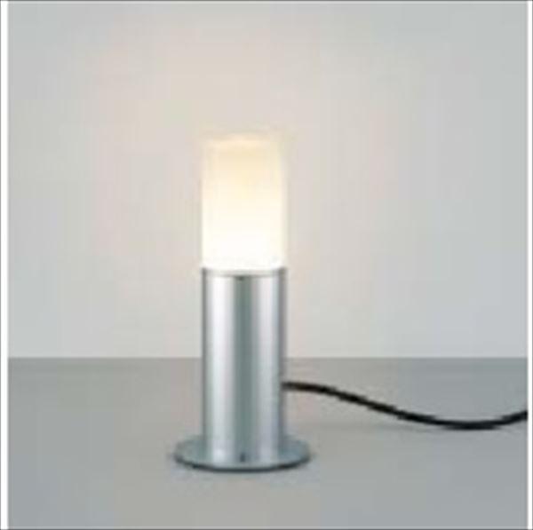 コイズミ ガーデンライト AU45178L 『ガーデンライト エクステリア照明 ライト LED』 ウォームシルバー