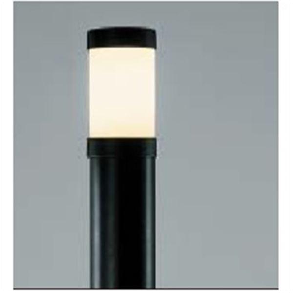 コイズミ ガーデンライト ポール灯セット 灯具AU38615L/ポールAEE664 032 『ガーデンライト エクステリア照明 ライト LED』 黒色