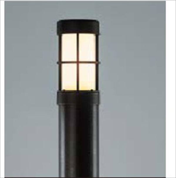 コイズミ ガーデンライト ポール灯セット 灯具AU38616L/ポールAEE664 032 『ガーデンライト エクステリア照明 ライト LED』 黒色