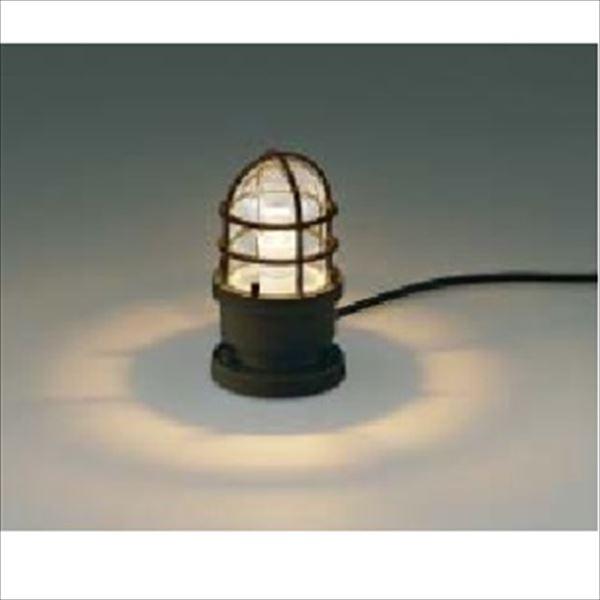 コイズミ ガーデンライト AU40188L 『ガーデンライト エクステリア照明 ライト LED』 茶色