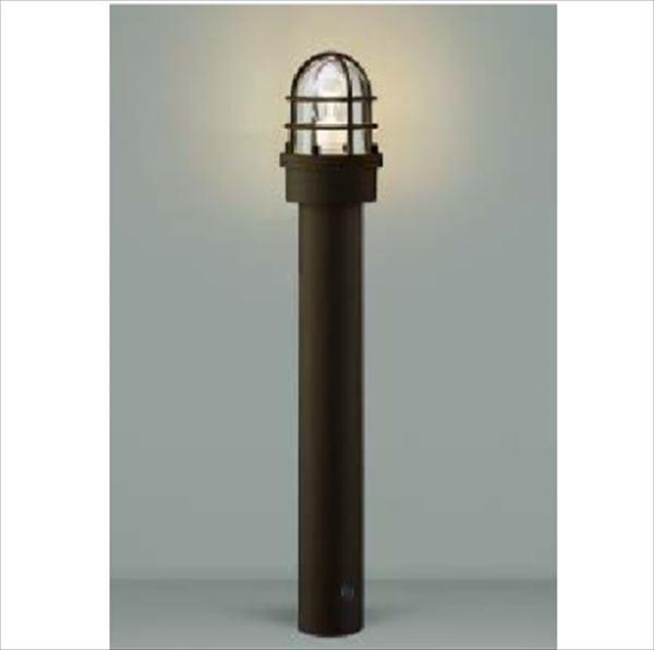 コイズミ ガーデンライト AU40205L 『ガーデンライト エクステリア照明 ライト LED』 茶色
