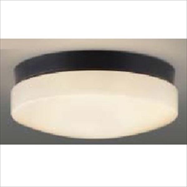 コイズミ 軒下シーリング 「防雨・防湿型」 LEDランプタイプ FCL20Wクラス 直付・壁付取付 AU46889L 電球色 『ガーデンライト エクステリア照明 ライト LED』 白色
