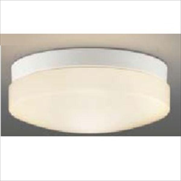 コイズミ 軒下シーリング 「防雨・防湿型」 LEDランプタイプ FCL30Wクラス 直付・壁付取付 AU46888L 昼白色 『ガーデンライト エクステリア照明 ライト LED』 黒色
