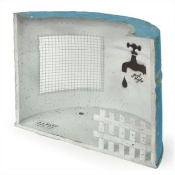 azi-azi ドラム缶プランター 1段 AZ-1308