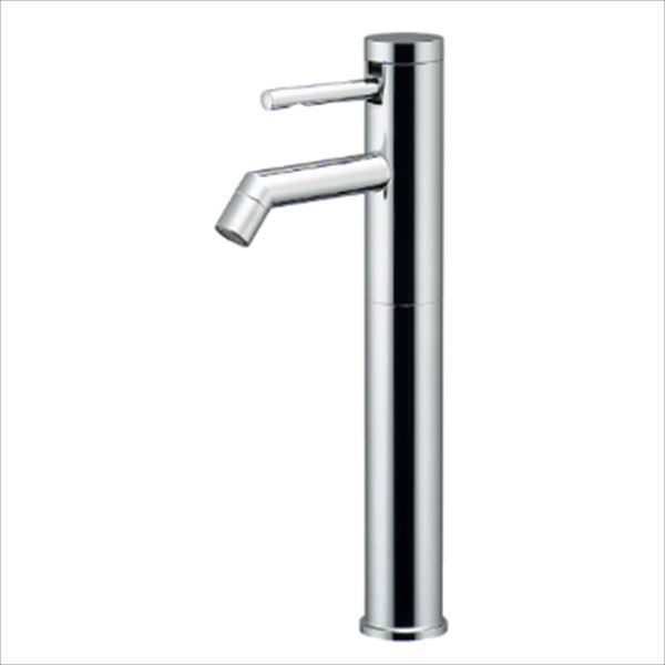 カクダイ 水洗金具 シングルレバー立水栓 トール  716-272