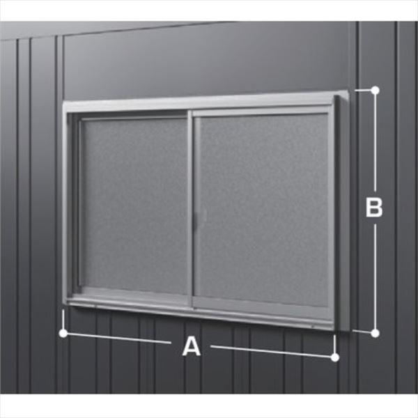 イナバ物置  アルシア オプション  ガラス戸・アミ戸 壁パネル3枚分 ガラス無し  GDR-3J   ※アルシア本体と同時購入価格