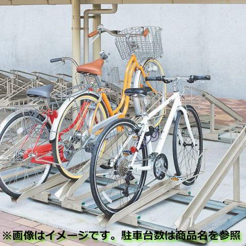 四国化成 スライド式ラックF3型 10台用 SRKF3-10SC