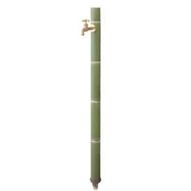 タカショー エバーアートウッド 不凍水栓柱 『水栓柱・立水栓セット(蛇口付き)』 孟宗若竹