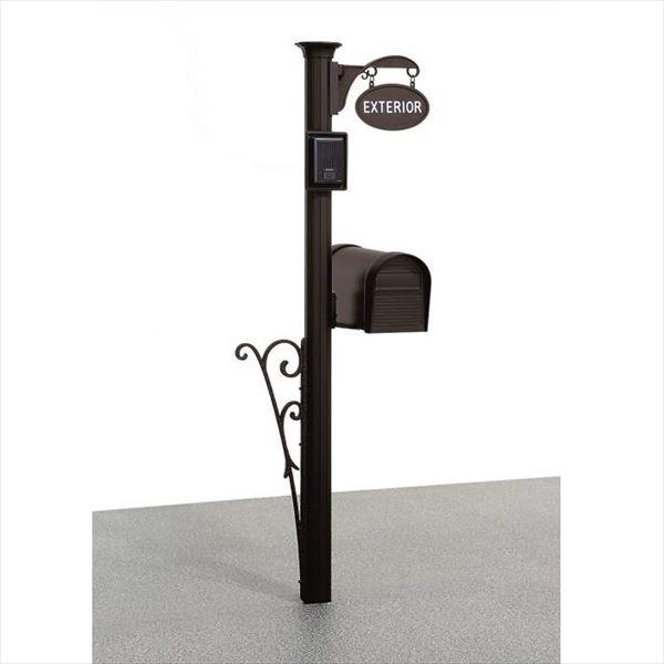 三協アルミ 機能ポール エレニー プラン5 KPEL *表札はネームシールとなります 『機能門柱 機能ポール』