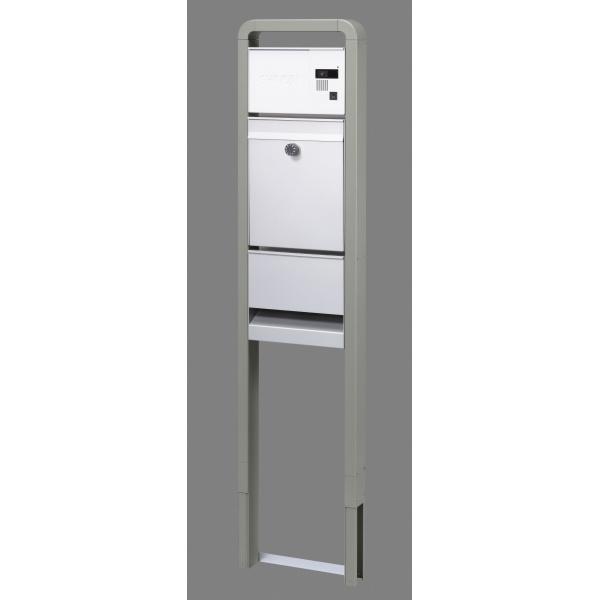 クレスコ エネルギーポスト玄関用 E1500 『機能門柱 機能ポール』