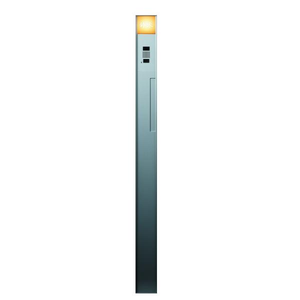 クレスコ エンブレムポストTYPE L 『機能門柱 機能ポール』