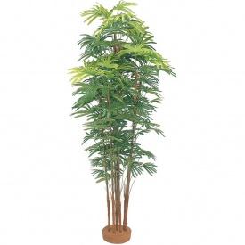 『人工植栽』 タカショー グリーンデコ和風 シュロチク7本立 鉢無 1.8m GD-126L #21551500